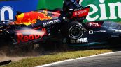 F1, GP Italia: altro botto Hamilton-Verstappen, poi è doppietta McLaren
