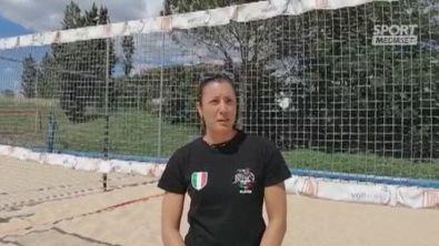 """La rabbia del beach volley: """"Fateci giocare"""""""