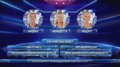 Nuovi candidati al televoto