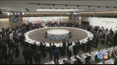 Oggi inizia il G20 tra dazi e migranti