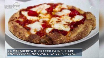 La pizza napoletana dello chef stellato