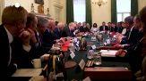 Gb: esordio nuovo governo, ok a norme Covid piu' light su viaggi