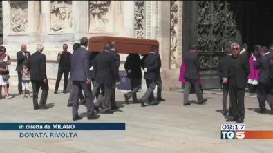 Oggi l'ultimo saluto al cardinal Tettamanzi