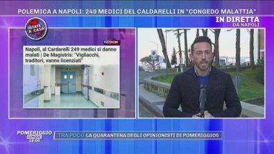 Coronavirus: polemica a Napoli