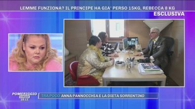 Rebecca De Pasquale, Orlando Puoti e la dieta Lemme