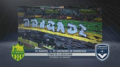 Nantes - Bordeaux 0-1