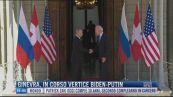 Breaking News delle 16.00 | Ginevra, in corso vertice Biden-Putin