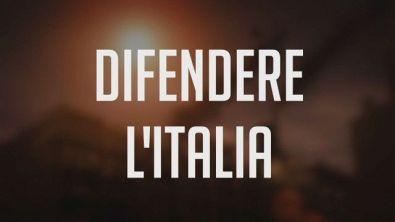 La fabbrica del mattino - Difendere l'Italia