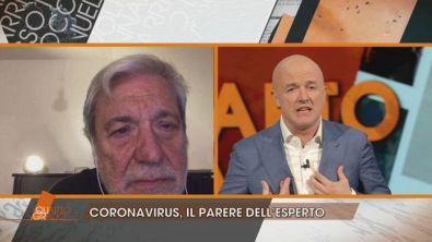 Coronavirus: l'esperto Luciano Gattinoni