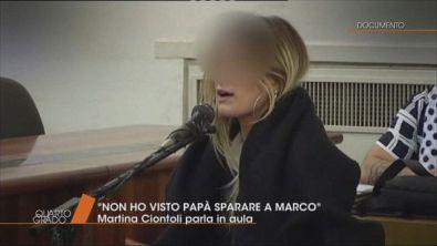 Caso Vannini: parla Martina