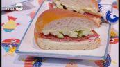 """Sandwich """"inganno delizioso"""""""