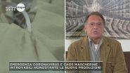 Alessandro Cecchi Paone sul problema mascherine