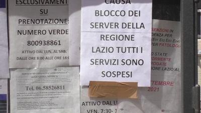 Attacco hacker alla Regione Lazio, indaga anche l'Fbi