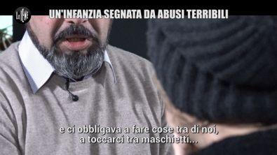 TOFFA: Pedofilia, un'infanzia segnata da abusi terribili