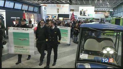 Crisi di Air Italy: non paghino i lavoratori