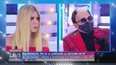 Malgioglio: fui io a lanciare la Lecciso in tv