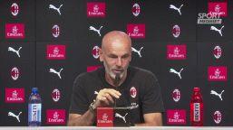 """Pioli: """"Ibra un vincente, pronto e motivato per il Parma"""""""