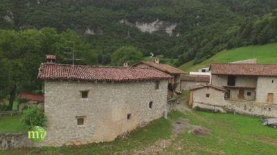 Il recupero di un borgo di montagna