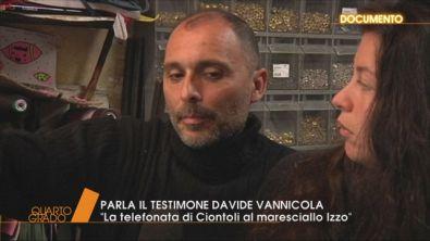 Davide Vannicola su Marco Vannini