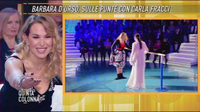 Barbara D'Urso e la danza