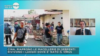 Emergenza Coronavirus a Milano