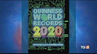 Libro dei record 2019, folli imprese e primati