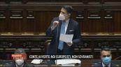 Le alleanze con Giuseppe Conte