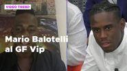 Mario Balotelli al Grande Fratello Vip