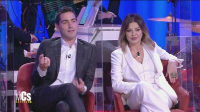 Alba Parietti, Tommaso Zorzi e i pettegolezzi