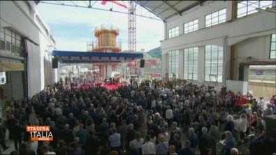 Tutto il mondo politico riunito a Genova