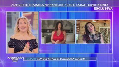"""L'annuncio di Pamela Petrarolo di """"Non è la Rai"""""""