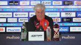 """Gasperini: """"Match importante ma non uno spareggio"""""""