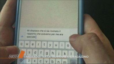 Scandalo a Prato: scambio di sms