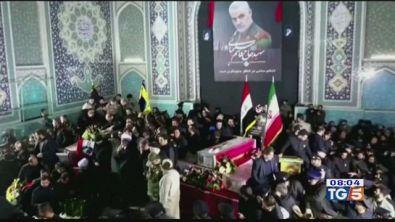 Teheran chiede vendetta Usa: risposte a attacchi