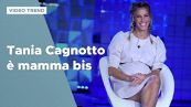 Tania Cagnotto è mamma bis: è nata Lisa