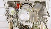 Cosa non mettere mai in lavastoviglie
