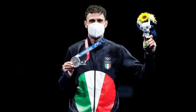 Luigi Samele, chi è e quanto ha vinto alle Olimpiadi
