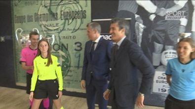 Stéphanie Frappart, a te la Supercoppa!
