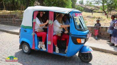Lalibela by Tuktuk