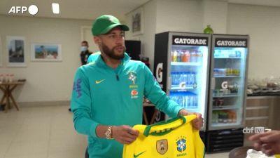 Neymar ringrazia Tite: da cinque anni alla guida della nazionale brasiliana