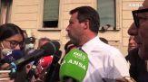 Morisi, Salvini: 'Non mi pento della citofonata di Bologna'