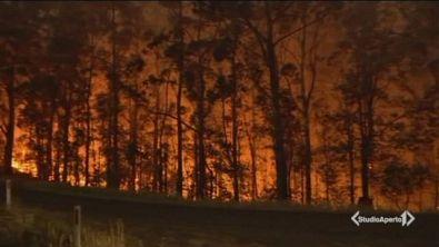 Australia, Natale di fuoco