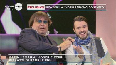 Umberto e Rudy Smaila