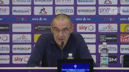 """Sarri-Conte, prima polemica. """"Alle 15 fa caldo"""", """"Stia sereno, ora è con i forti"""""""