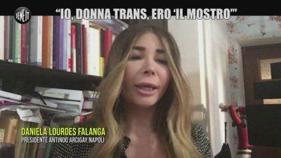 """""""Io, donna trans, ero 'il mostro'"""""""