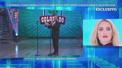 La folle notte di Elena Morali