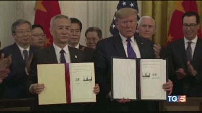Guerra dei dazi: tregua Usa-Cina
