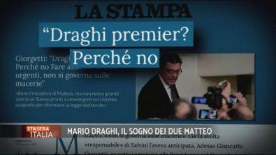 Il trait d'union tra Matteo Renzi e Matteo salvini