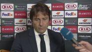 """Inter, Conte: """"Minutaggio a chi aveva giocato meno"""""""