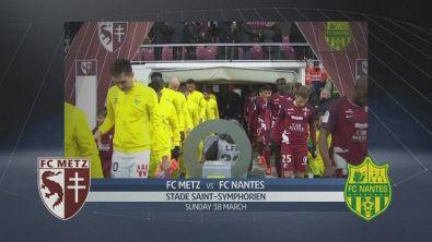 FC Metz-FC Nantes 1-1